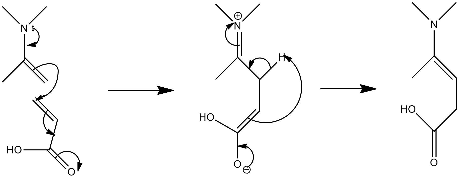 Enamine Reaction Mechanism