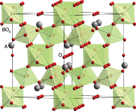 Garnet Structure Pyrochlore