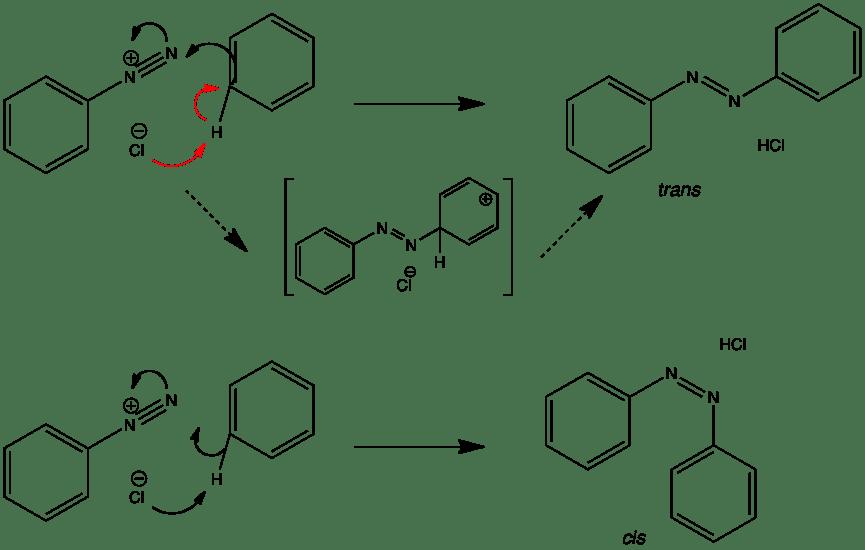 Diazotisation