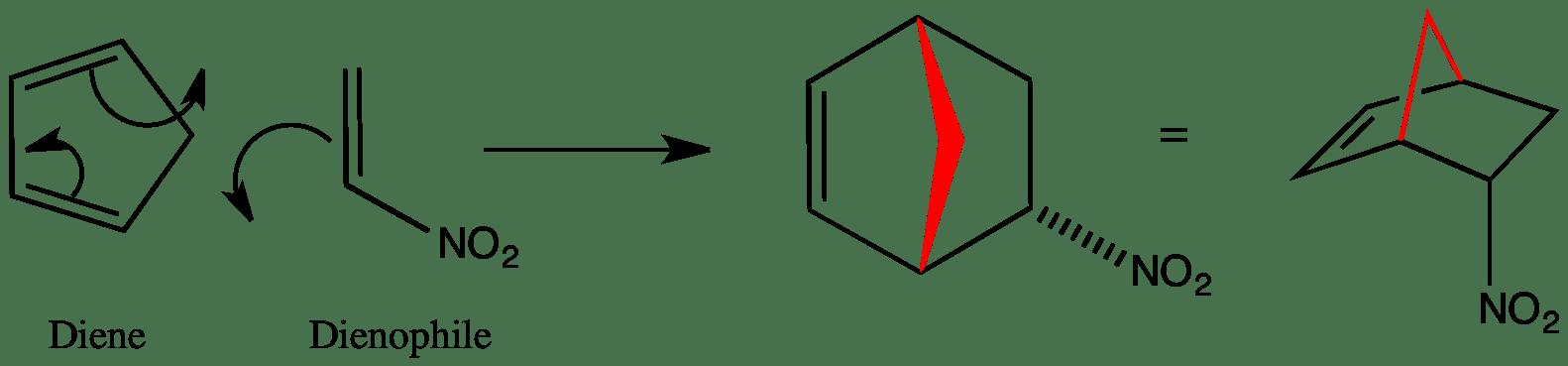Sn2  1,3 Cyclopentadiene