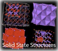 solid state structures in 3D